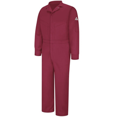 UNFCLD6RD-RG-36 - BulwarkMens EXCEL FR® ComforTouch® Deluxe Coverall