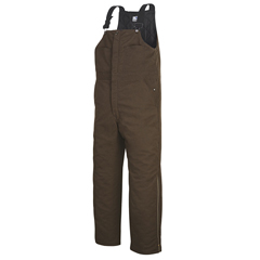 UNFFS3141-RG-M - Horace SmallUnisex Insulated Bib Overall