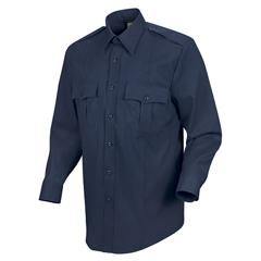 UNFHS1112-165-36 - Horace Small - Mens New Dimension® Stretch Poplin Shirt