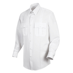 UNFHS1116-165-34 - Horace SmallMens New Dimension® Stretch Poplin Shirt