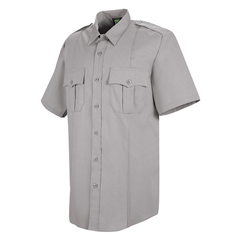UNFHS1209-SS-18 - Horace Small - Mens New Dimension® Stretch Poplin Shirt
