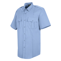 UNFHS1210-SS-155 - Horace Small - Mens New Dimension® Stretch Poplin Shirt