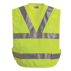 UNFHS3336-RG-XXL - Horace SmallMens Hi-Vis Breakaway Safety Vest