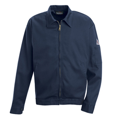 UNFJEW2NV-RG-XXL - BulwarkMens EXCEL FR® Zip-In/Zip-Out Jacket