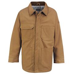 UNFJLC4BD-LN-XXL - BulwarkMens EXCEL FR® ComforTouch® Linemans Coat