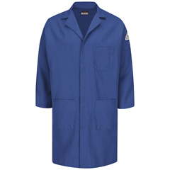 UNFKNL6RB-RG-XL - BulwarkMens Nomex® IIIA Concealed Snap-Front Lab Coat - 6 oz.