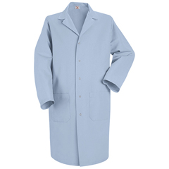 UNFKP18LB-RG-S - Red KapMens Lab Coat
