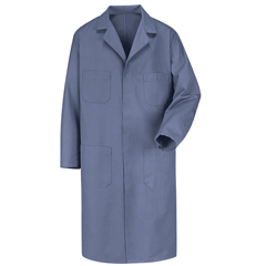 UNFKT30PB-RG-48 - Red KapMens Shop Coat