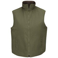 UNFNP3129-RG-XS - Horace SmallUnisex Recycled Fleece Lined Vest