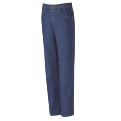 UNFPD60PW-36-37U - Red KapMens Relaxed Fit Jeans