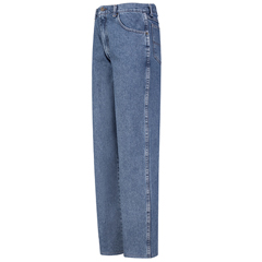 UNFPD60SW-46-37U - Red KapMens Relaxed Fit Jeans