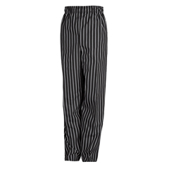 UNFPS54CS-L-00 - Chef DesignsMens Spun Poly Baggy Chef Pant