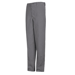 UNFPS64WB-44-36U - Chef DesignsMens Spun Poly Checked Cook Pant