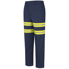 UNFPT20EN-44-37U - Red KapMens Enhanced Visibility Dura-Kap® Industrial Pant