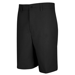 UNFPT26BK-34-10 - Red KapMens Plain Front Short