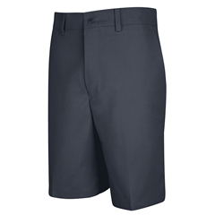 UNFPT26NV-34-10 - Red KapMens Plain Front Short