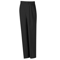 UNFPT32CH-30-37U - Red KapMens Pleated Work Pant