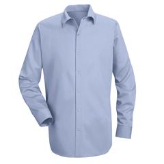 UNFSC16LB-RG-XL - Red KapMens Specialized Cotton Work Shirt