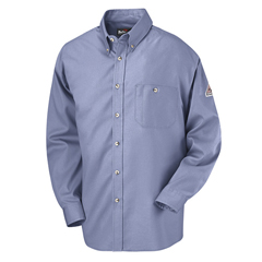 UNFSEG6LB-RG-3XL - BulwarkMens EXCEL FR® Dress Shirt - 5.25 oz.