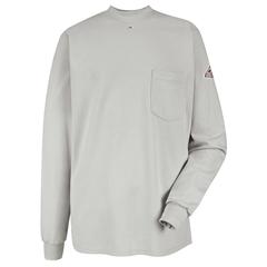UNFSET2GY-RG-L - BulwarkMens EXCEL FR® Tagless T-Shirt