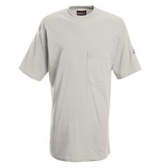 UNFSET8GY-SSL-XXL - BulwarkMens EXCEL FR® Tagless T-Shirt