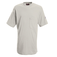UNFSET8GY-SS-5XL - BulwarkMens EXCEL FR® Tagless T-Shirt