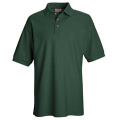 UNFSK72EM-SS-5XL - Red KapMens Cotton/Polyester Blend Pique Knit Shirt