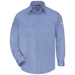 UNFSLU8LB-LN-XL - Bulwark - Unisex EXCEL FR® ComforTouch® Uniform Shirt - 6 oz.
