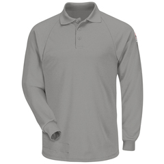 UNFSMP2GY-RG-XL - BulwarkMens CoolTouch® 2 Classic Polo Shirt