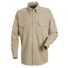 UNFSMU2KH-RG-M - BulwarkMens CoolTouch® 2 Uniform Dress Shirt - 7 oz.