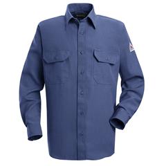 UNFSND2GB-LN-L - BulwarkMens Nomex® IIIA Uniform Shirt - 4.5 oz.