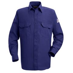 UNFSND2RB-RG-L - BulwarkMens Nomex® IIIA Uniform Shirt - 4.5 oz.