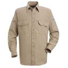 UNFSND2TN-RG-M - BulwarkMens Nomex® IIIA Uniform Shirt - 4.5 oz.