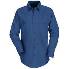 UNFSP14RB-RG-XL - Red KapMens Industrial Work Shirt