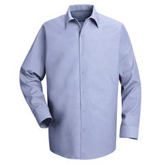 UNFSP16LB-LN-XL - Red KapMens Specialized Pocketless Work Shirt