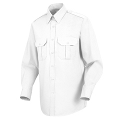 UNFSP56WH-L-345 - Horace SmallMens Sentinel® Basic Security Shirt