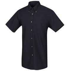 UNFSP80NV-SS-XL - Red KapMens Poplin Dress Shirt