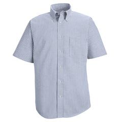 UNFSR60BS-SS-20 - Red KapMens Executive Oxford Dress Shirt