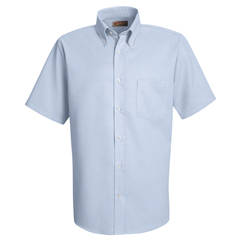 UNFSS46LB-SSL-XXL - Red KapMens Easy Care Dress Shirt