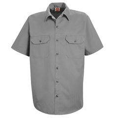 UNFST62SV-SS-3XL - Red KapMens Utility Uniform Shirt