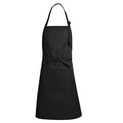 UNFTT30BK-24-34 - Chef DesignsUnisex Premium Bib Apron