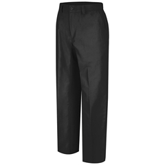 UNFWP70BK-36-36 - Wrangler WorkwearMens Plain Front Work Pant