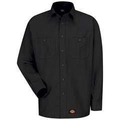 UNFWS10BK-RG-L - Wrangler WorkwearMens Work Shirt