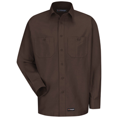 UNFWS10CB-LN-XL - Wrangler WorkwearMens Work Shirt