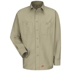 UNFWS10KH-LN-XXL - Wrangler WorkwearMens Work Shirt