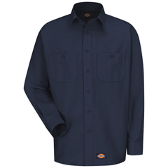 UNFWS10NV-RG-L - Wrangler WorkwearMens Work Shirt