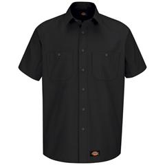 UNFWS20BK-SS-XL - Wrangler WorkwearMens Work Shirt