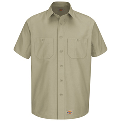 UNFWS20KH-SS-3XL - Wrangler WorkwearMens Work Shirt
