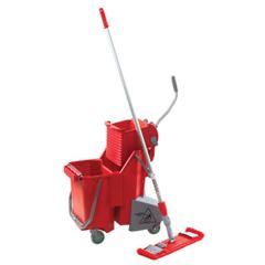 UNGSMFPR - Side-Press Restroom Mop Bucket FloorPack