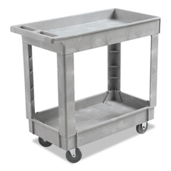 UNS3416UCGRA - Two-Shelf Utility Cart